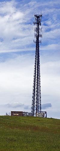 Telecommunications-Lattice-Tower