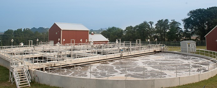 wastewater treatment facility engineering