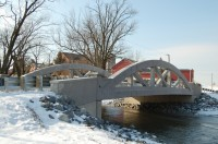 Auction Road Bridge Replacement