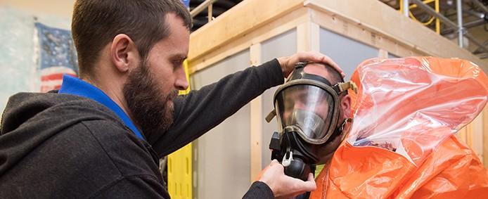 Hazardous Waste Protective Equipment