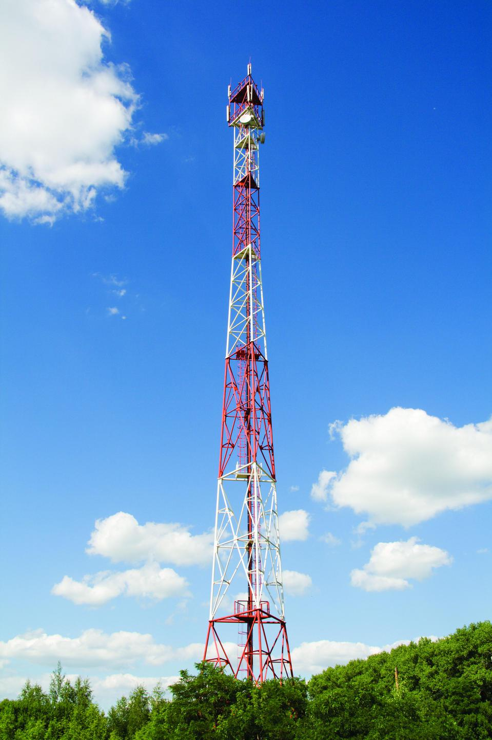 Telecommunications-Cell-Tower