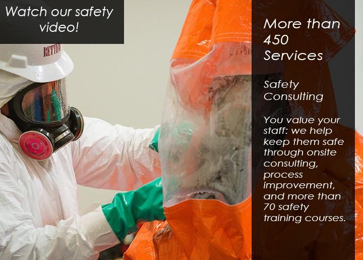 Hazwoper training safety consulting