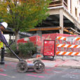 Detecting underground utilities reduces risk for project owners, saving cost down the line.