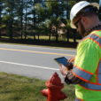 Recording information in the field