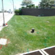 subsurface utility engineers clearly mark areas for safe digging